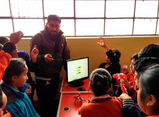 Clases demostrativas Robótica Educativa para Niños